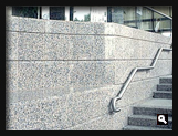 Granite Exterior Stairs