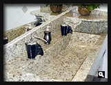 Solid Granite Sinks